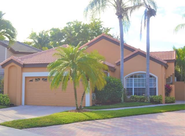 3418 NW 51st Place, Boca Raton, FL 33496 (MLS #RX-10592832) :: Berkshire Hathaway HomeServices EWM Realty