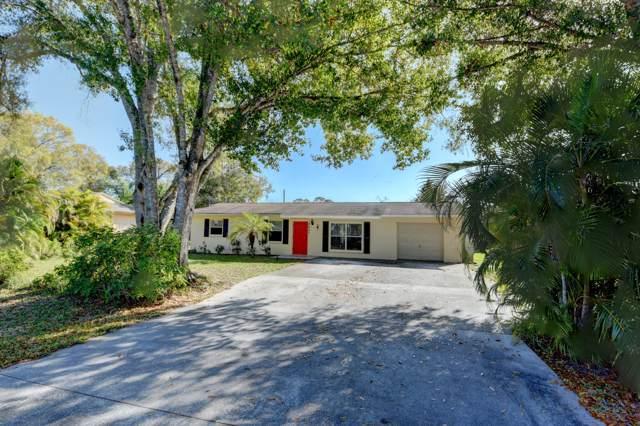 8607 Belleair Avenue, Fort Pierce, FL 34951 (#RX-10592835) :: Ryan Jennings Group