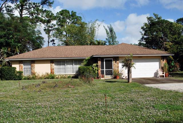 16745 E Duran Boulevard, The Acreage, FL 33470 (#RX-10592839) :: Ryan Jennings Group