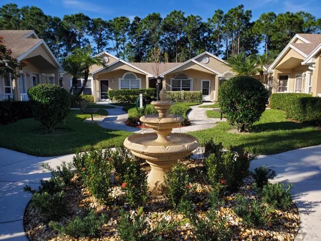 663 NW San Remo Circle, Port Saint Lucie, FL 34986 (MLS #RX-10592866) :: Berkshire Hathaway HomeServices EWM Realty