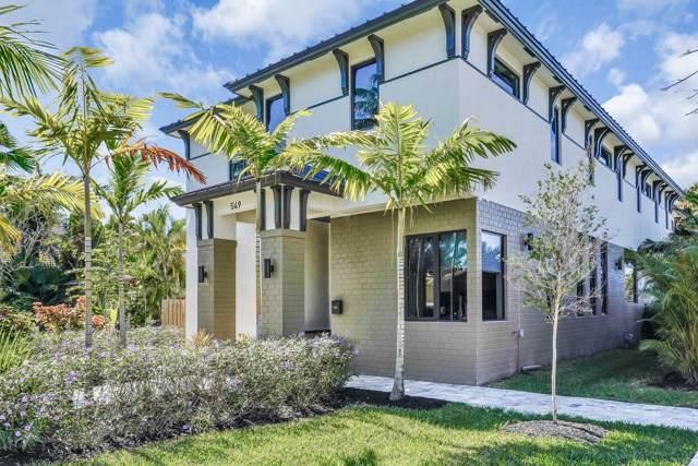 549 NE 10th Avenue, Fort Lauderdale, FL 33301 (#RX-10592879) :: Ryan Jennings Group