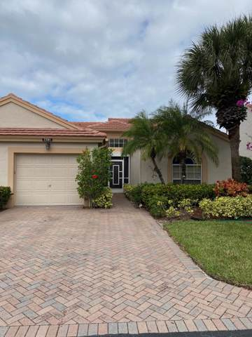 7791 Silver Lake Drive, Delray Beach, FL 33446 (#RX-10592892) :: Ryan Jennings Group