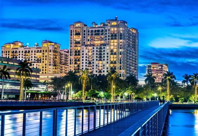 701 S Olive Avenue #804, West Palm Beach, FL 33401 (MLS #RX-10592918) :: Berkshire Hathaway HomeServices EWM Realty