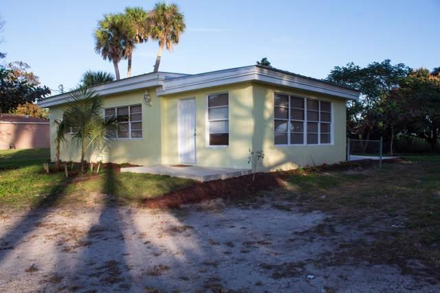 2128 E East Main Street Street, Pahokee, FL 33476 (#RX-10592925) :: Ryan Jennings Group