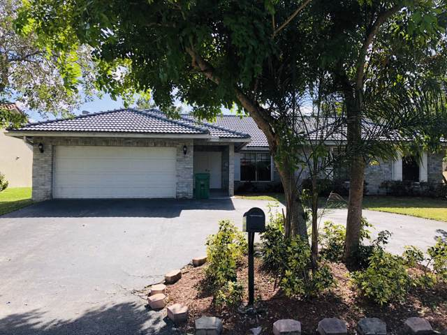 9800 NW 47th Drive, Coral Springs, FL 33076 (#RX-10592939) :: Ryan Jennings Group