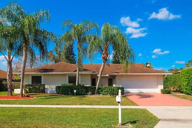 13459 Barberry Drive, Wellington, FL 33414 (MLS #RX-10592942) :: Berkshire Hathaway HomeServices EWM Realty