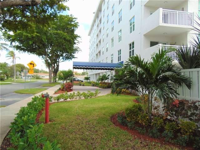 6000 NE 22nd Way 3B, Fort Lauderdale, FL 33308 (MLS #RX-10592948) :: Berkshire Hathaway HomeServices EWM Realty