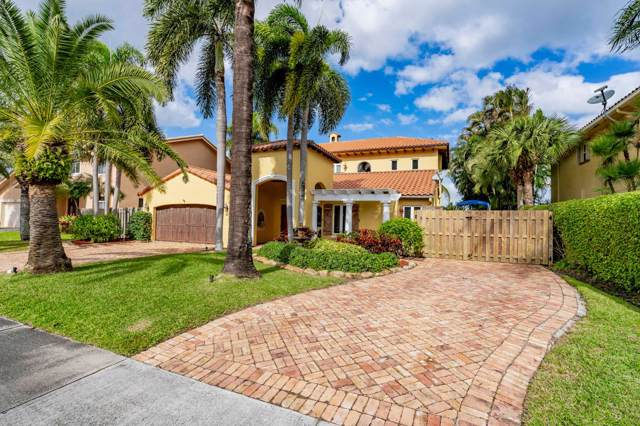 403 Oregon Lane, Boca Raton, FL 33487 (MLS #RX-10592951) :: Berkshire Hathaway HomeServices EWM Realty
