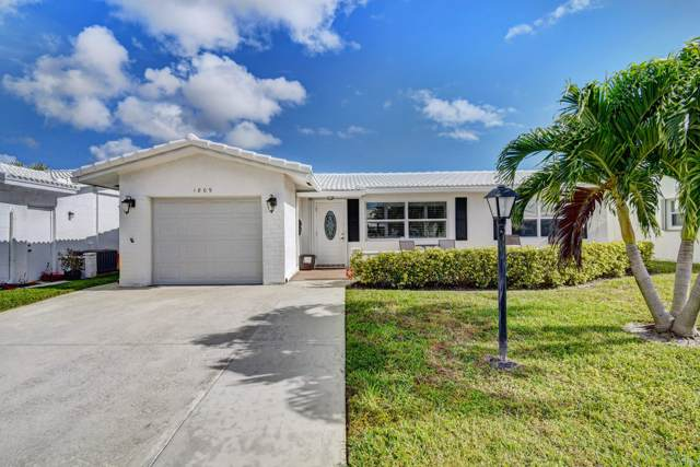 1809 SW 17th Street, Boynton Beach, FL 33426 (#RX-10592967) :: The Reynolds Team/ONE Sotheby's International Realty