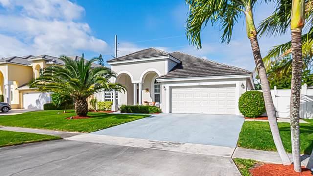 3873 Jonathans Way, Boynton Beach, FL 33436 (#RX-10592972) :: Real Estate Authority