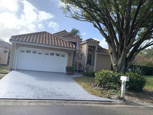 6914 Briarlake Circle, Palm Beach Gardens, FL 33418 (MLS #RX-10592987) :: Best Florida Houses of RE/MAX