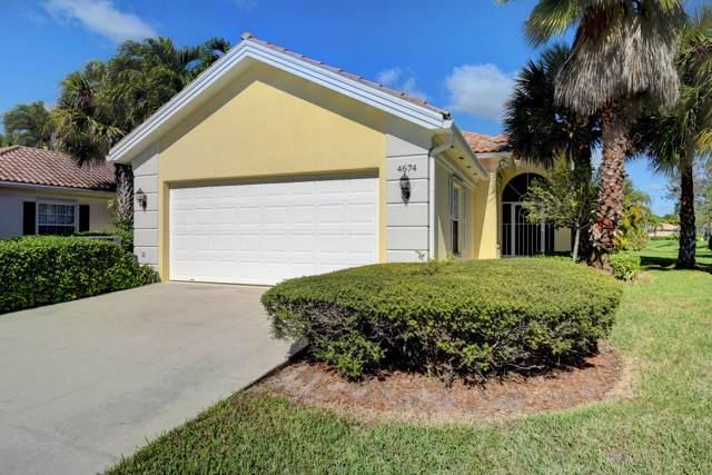 4674 Hammock Circle, Delray Beach, FL 33445 (#RX-10592991) :: Ryan Jennings Group