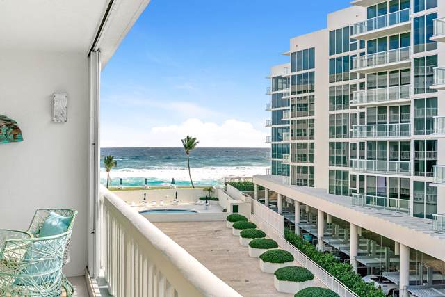 3570 S Ocean Boulevard #509, South Palm Beach, FL 33480 (#RX-10592996) :: Ryan Jennings Group