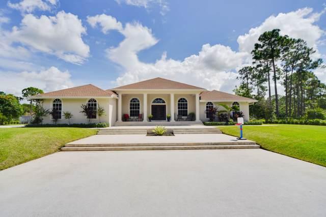 15170 99th Street N, West Palm Beach, FL 33412 (MLS #RX-10593004) :: Berkshire Hathaway HomeServices EWM Realty