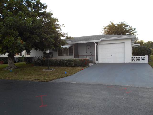3351 Eiffel Drive, West Palm Beach, FL 33417 (MLS #RX-10593011) :: Best Florida Houses of RE/MAX