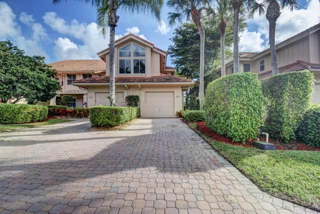 2506 Coco Plum Boulevard #1403, Boca Raton, FL 33496 (MLS #RX-10593031) :: Castelli Real Estate Services