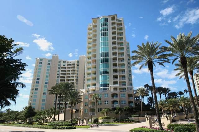 3740 S Ocean Boulevard #1603, Highland Beach, FL 33487 (#RX-10593055) :: The Reynolds Team/ONE Sotheby's International Realty