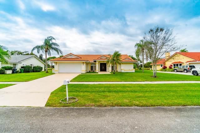 1527 Goodwood Terrace, Wellington, FL 33414 (#RX-10593066) :: Ryan Jennings Group