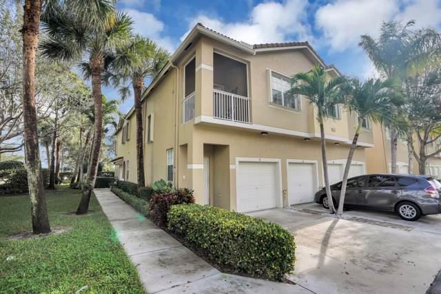 162 Village Boulevard B, Tequesta, FL 33469 (#RX-10593073) :: Ryan Jennings Group