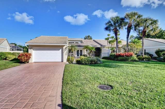 82 Hampshire Lane #82, Boynton Beach, FL 33436 (#RX-10593129) :: Ryan Jennings Group
