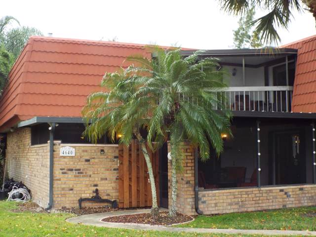 4640 Suburban Pines Drive #4640, Lake Worth, FL 33463 (#RX-10593153) :: Real Estate Authority