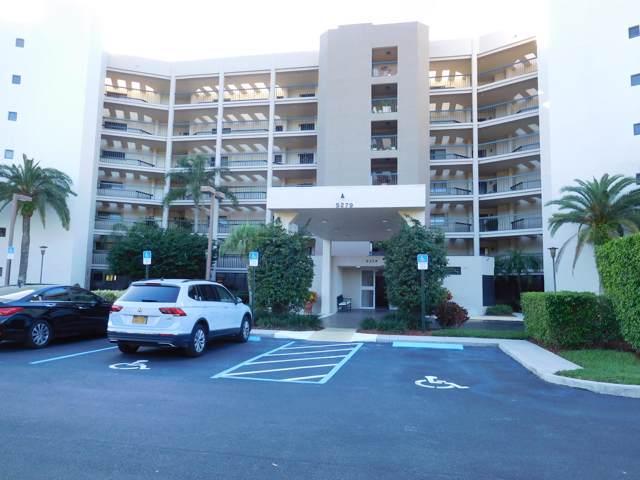 5279 Fountains Drive #602, Lake Worth, FL 33467 (#RX-10593175) :: Ryan Jennings Group