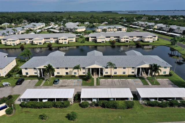 830 Lake Orchid Cir #202, Vero Beach, FL 32962 (#RX-10593187) :: Ryan Jennings Group