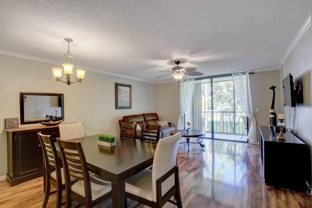 5100 Las Verdes Circle #205, Delray Beach, FL 33484 (#RX-10593191) :: Ryan Jennings Group