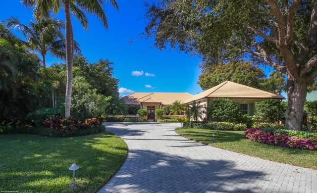 37 W High Point Road, Sewalls Point, FL 34996 (MLS #RX-10593220) :: Berkshire Hathaway HomeServices EWM Realty