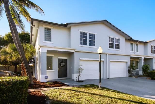 2350 Florida Boulevard D, Delray Beach, FL 33483 (#RX-10593251) :: The Reynolds Team/ONE Sotheby's International Realty