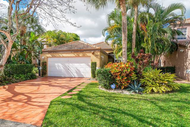 23331 La Vida Way, Boca Raton, FL 33433 (#RX-10593267) :: The Reynolds Team/ONE Sotheby's International Realty