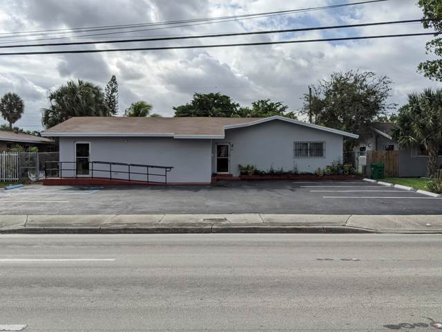 404 W Oakland Park Boulevard, Wilton Manors, FL 33311 (MLS #RX-10593268) :: Berkshire Hathaway HomeServices EWM Realty
