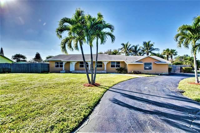 648 Kingbird Circle, Delray Beach, FL 33444 (#RX-10593284) :: Ryan Jennings Group
