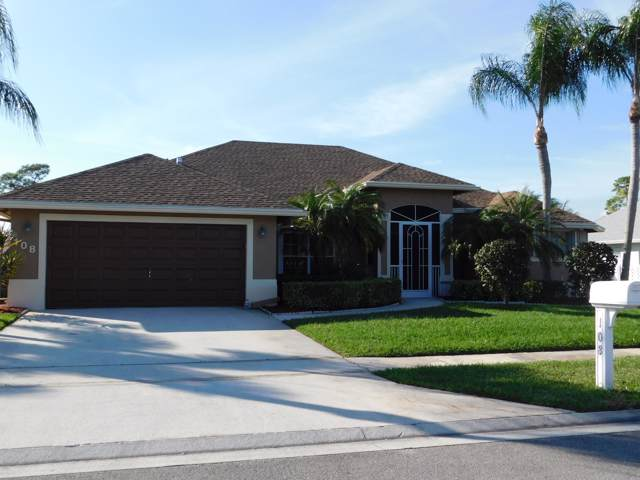 108 Twin Lakes Way, Royal Palm Beach, FL 33411 (#RX-10593307) :: Real Estate Authority