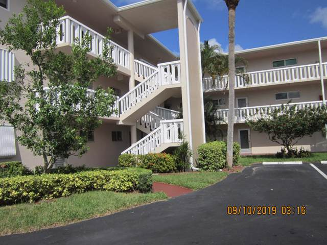 2566 Garden Drive S #303, Lake Worth, FL 33461 (#RX-10593314) :: Real Estate Authority