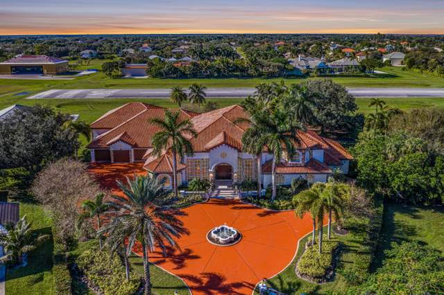 15520 Grumman Court, Wellington, FL 33414 (#RX-10593326) :: Real Estate Authority