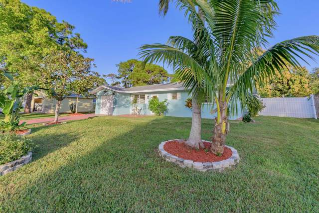 6010 Seagrape Drive Drive, Fort Pierce, FL 34982 (#RX-10593336) :: Ryan Jennings Group