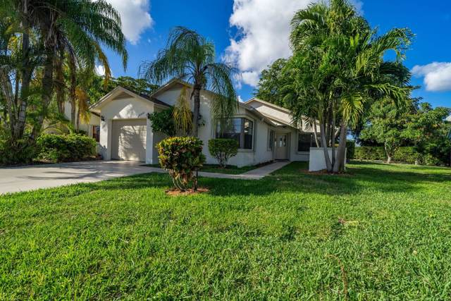 19881 Villa Medici Place, Boca Raton, FL 33434 (MLS #RX-10593370) :: The Paiz Group