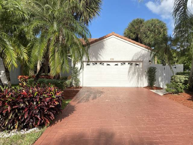 3791 Candlewood Court, Boca Raton, FL 33487 (#RX-10593457) :: Ryan Jennings Group