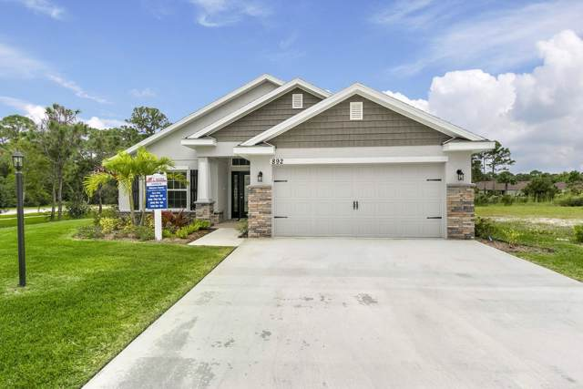 8608 Merano Avenue, Fort Pierce, FL 34951 (MLS #RX-10593464) :: Laurie Finkelstein Reader Team
