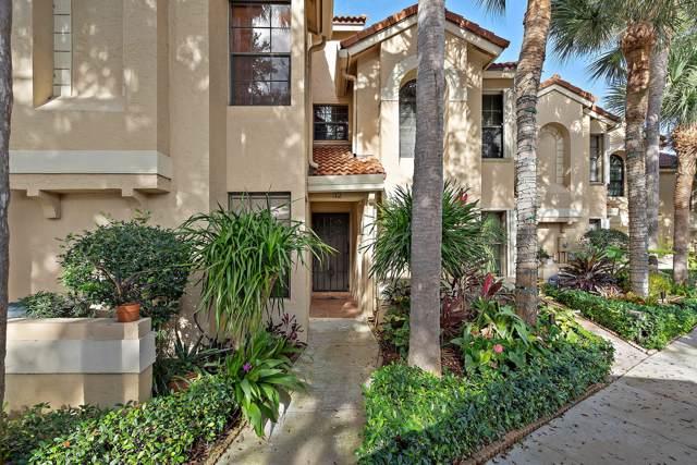 2359 Treasure Isle Drive #32, Palm Beach Gardens, FL 33410 (MLS #RX-10593497) :: Laurie Finkelstein Reader Team