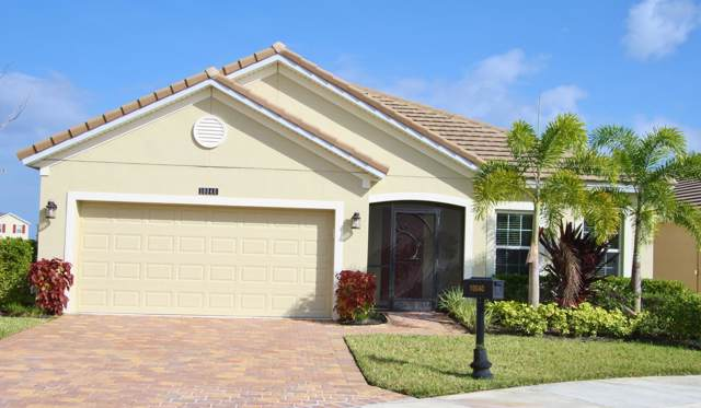 10040 SW Roehampton Court W, Port Saint Lucie, FL 34987 (MLS #RX-10593501) :: Laurie Finkelstein Reader Team