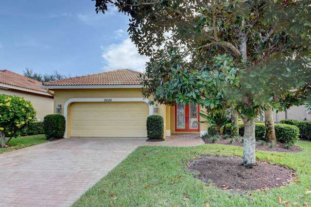 9020 Short Chip Circle, Port Saint Lucie, FL 34986 (MLS #RX-10593504) :: Laurie Finkelstein Reader Team