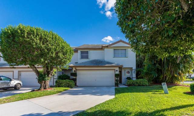 7780 Stone Harbour Drive #1, Lake Worth, FL 33467 (#RX-10593505) :: Ryan Jennings Group