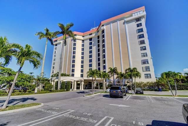 3800 Washington Road #1109, West Palm Beach, FL 33405 (MLS #RX-10593516) :: The Paiz Group