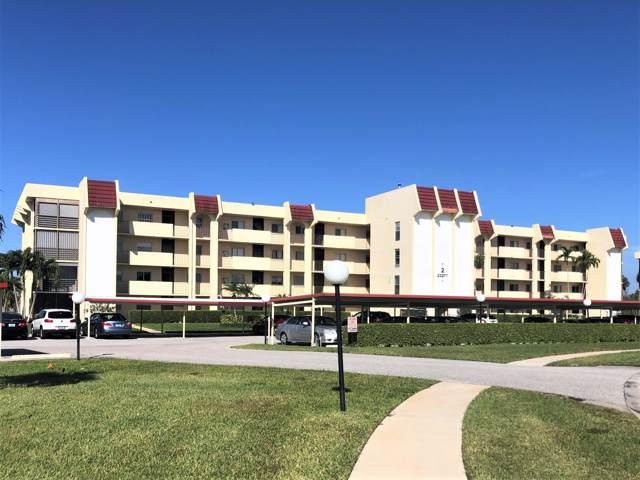 23277 Barwood Lane N #201, Boca Raton, FL 33428 (MLS #RX-10593520) :: The Paiz Group