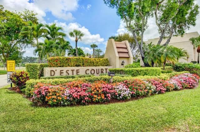 4278 Deste Court #101, Lake Worth, FL 33467 (#RX-10593528) :: Real Estate Authority