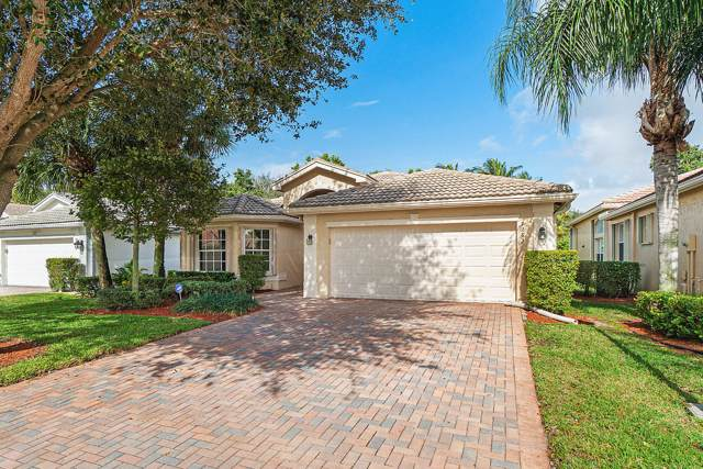 7283 Maple Ridge Trail, Boynton Beach, FL 33437 (#RX-10593586) :: Ryan Jennings Group
