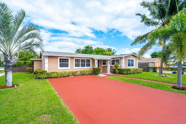 319 NE 15th Court, Boynton Beach, FL 33435 (#RX-10593589) :: Real Estate Authority