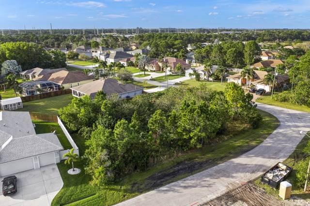 5862 NW Hann Drive, Port Saint Lucie, FL 34986 (MLS #RX-10593593) :: Berkshire Hathaway HomeServices EWM Realty